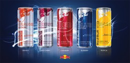 海外のRed Bull Energy Drink  EDITION