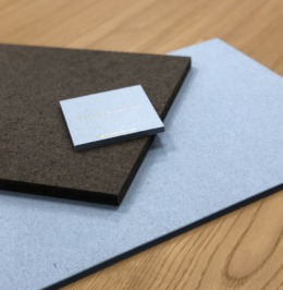 Sustainable Materials | Sustainable Board made from waste clothing