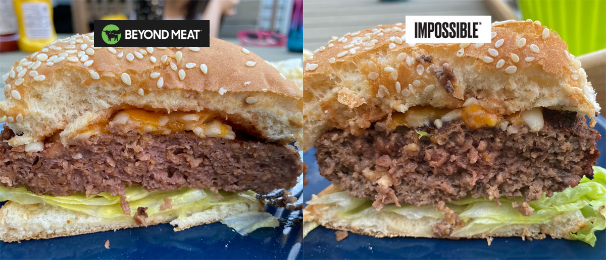 Beyond Meat & Impossible Foods